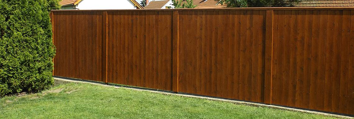 Dřevěné stěny