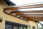 Dřevěné pergoly BAS