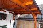 Dřevěné pergoly NP