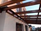 Dřevěné pergoly SK
