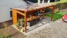 Dřevěná pergola NP2
